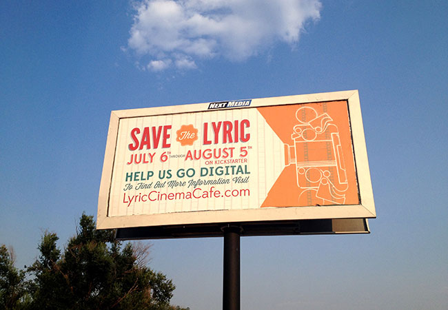 Lyric Billboard